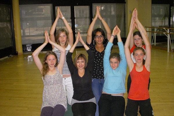yoga ados 2013